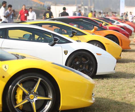 Supercars On Display At 5th Parx Super Car Show2