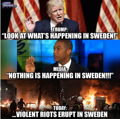 Sweden Meme - the week in pictures tpac edition power line