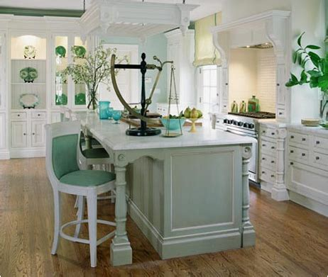 green kitchen island a touch of blue design manifestdesign manifest
