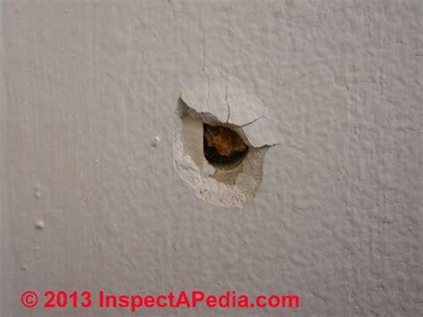 drywall nail pops cracks complete catalog