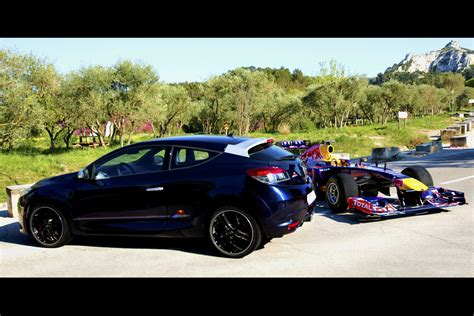 renault red renault megane rs red bull racing rb8 limited edition