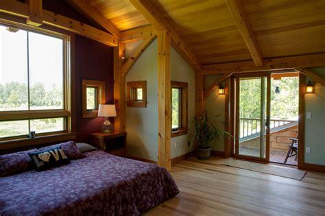 Master Bedroom With Balcony  Modern  Bedroom  New York