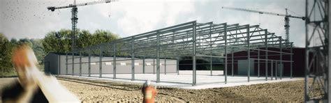 capannoni metallici prefabbricati strutture prefabbricate in ferro