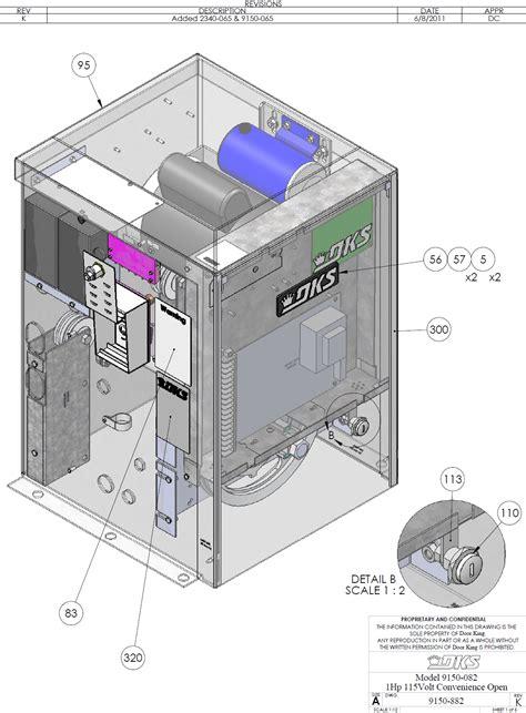 door king gate operator doorking parts slide gate operators 9150 082 doorking