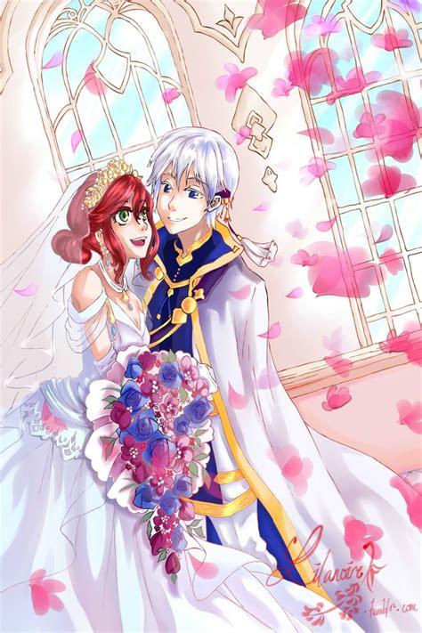 snow hair zen shirayuki anime akagami prince blood married google manga
