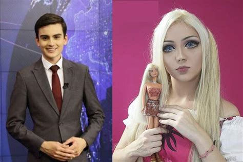 Dudu Camargo e Barbie Humana estão começando um ...