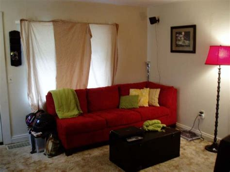 images  red couch decorating ideas