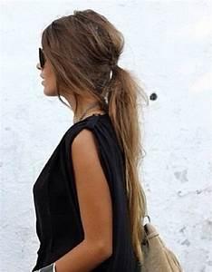 Coupe Cheveux Longs Femme : cheveux longs chatains coiffure cheveux longs des coupes de cheveux longs pour un look canon ~ Dallasstarsshop.com Idées de Décoration