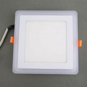 New fashion led recessed light panel lamp ceiling lights