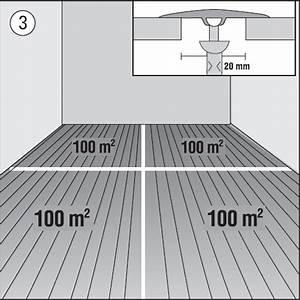 Pravidla pokládky plovoucí podlahy