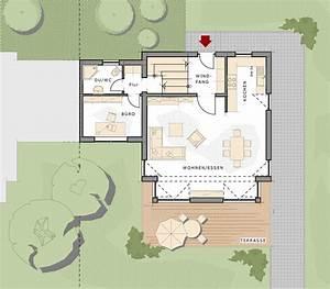 Split Level Haus Grundriss : split level doppelhaus kirchhain ait planen bauen ~ Markanthonyermac.com Haus und Dekorationen