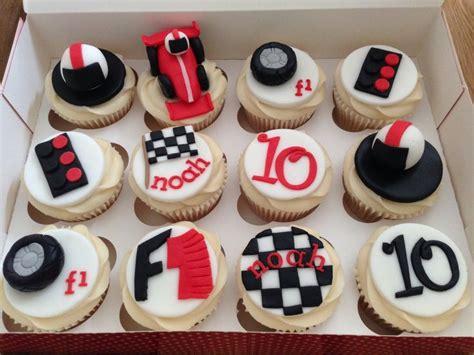 formula  race car cupcakes corner house cakes