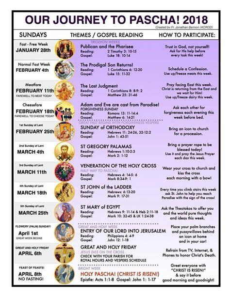 holy trinity orthodox church schedule