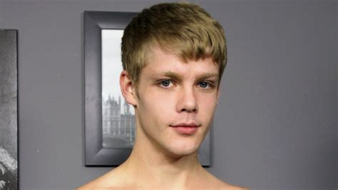anthony evans and blade woods twink cock cumming all over