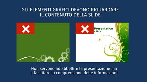 template presentazioni efficaci creare il layout  il