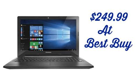 best buy computer best buy deal lenovo laptop 249 99 shipped southern