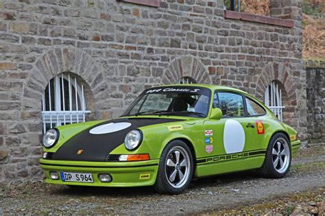 1973 Porsche DP 964 Classic S By DP Motorsport Review ...