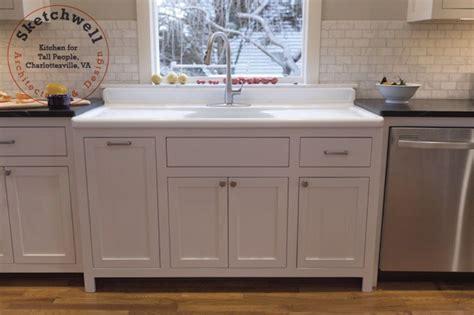 vintage drainboard kitchen sink opendoor