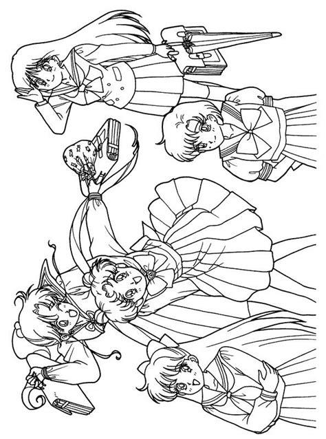 Gizmo Kleurplaat by Kleurplaat Op N Sailor Moon Color Pages