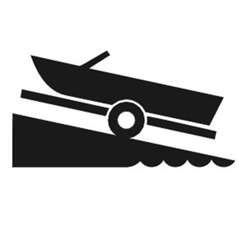 Boat Launch Icon by R 20clipart Clipart Panda Free Clipart Images