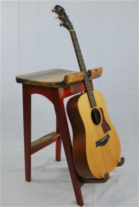 guitar stool finewoodworking