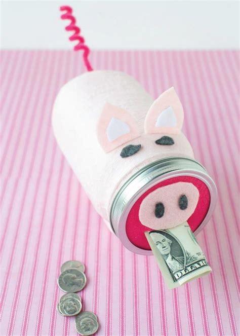 sparschwein aus glas 1001 kreative ideen f 252 r geldgeschenke verpacken feste