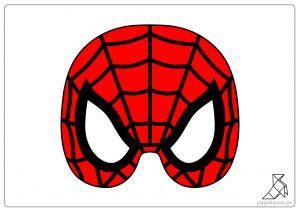 Mascara Homem Aranha Para Imprimir mascara infantil homem