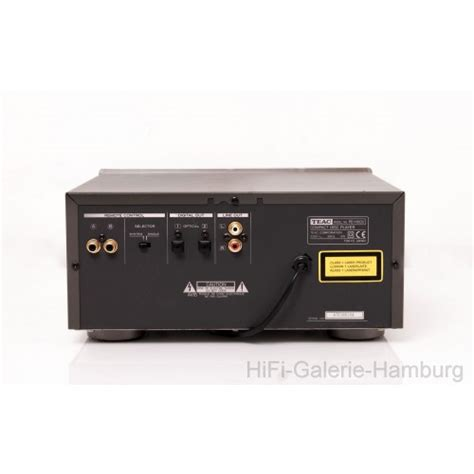 hifi galerie hamburg www hifi galerie hamburg de teac pd h500 reference