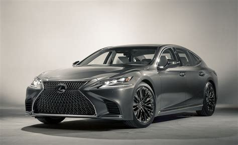 2018 Lexus Ls And Ls500 Photos And Info  News  Car And