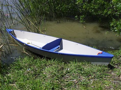 Canoe Flats Boat by Backyard Boats From Chris Johnson S Lost Web Pages