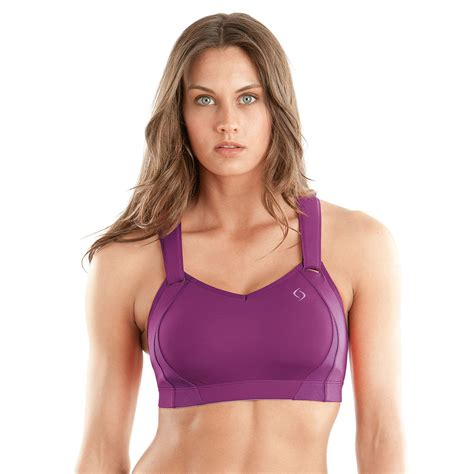 sports bras  cup size  high impact sports glamour
