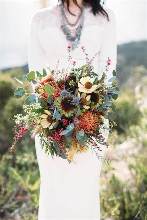 Velvet Sugar Magic Wedding Wedding Bouquets Boho