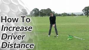 How To Increase Your Driver Distance