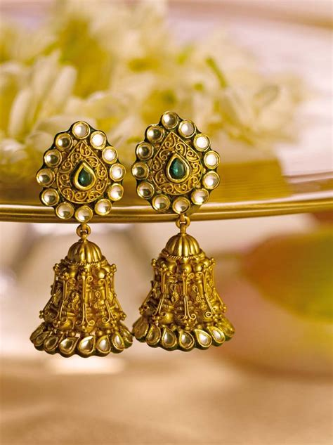 Floral Temple Filigree Drop Golden Jhumka Earrings By. Aquamarine Gemstone. Autism Necklace. Cubic Zirconia Anklet. Real Gold Chains. Small Men Watches. Children Earrings. Remembrance Bracelet. Baby Gold Jewellery