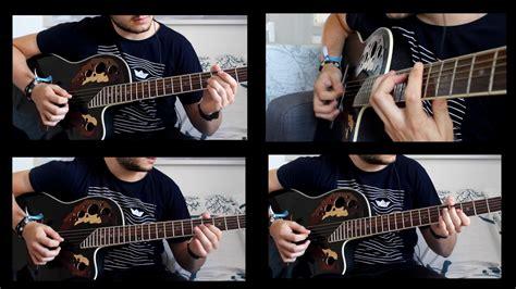 Megalopolis  Rodrigo Y Gabriela (guitar Cover) Youtube