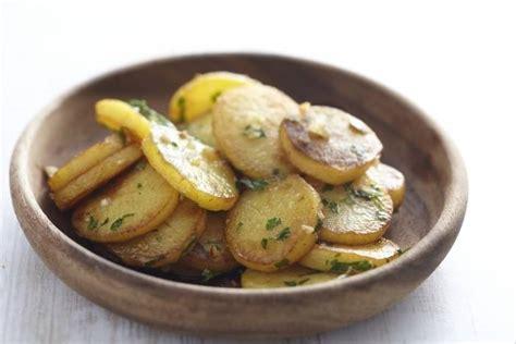 recette de cuisine pomme de terre recette de pommes de terre sarladaises facile