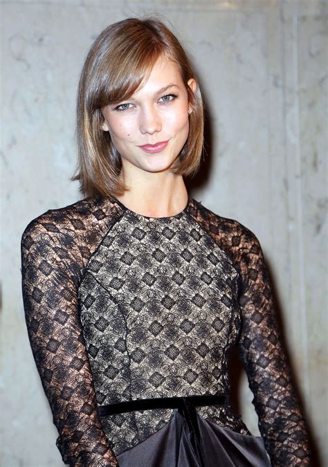 Did Karlie Kloss Just Bring Back Her Bob Hairstyle