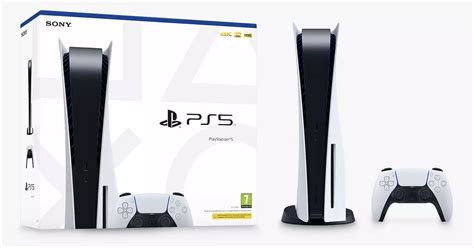 When will the PS5 be back in stock in the UK at Argos ...