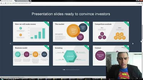 best startup pitch slides pitch deck presentation review raising venture capital
