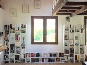 Ensemble De 5 Biblioth U00e8ques Osaka  Maisons Du Monde