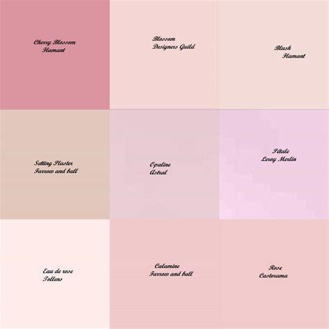 papiers peints 4 murs chambre nuances de demoiselle d 39 honneur de