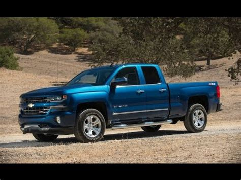 chevrolet silverado  high country review rendered
