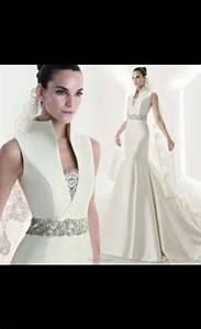 high collar wedding dress wedding ideas pinterest With high collar wedding dress
