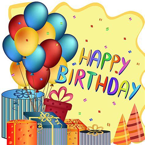 birthday  greeting card clip art happy birthday