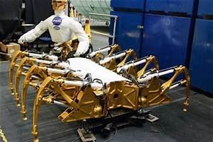 Robonaut To Get Eight-Legged Spidernaut Configuration ...