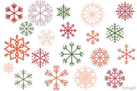 Clipart Snowflake Geometric