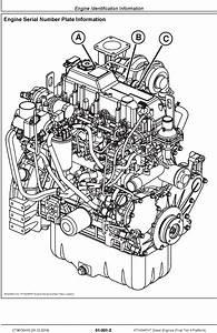 Yanmar 4tnv94fht Diesel Engines  Final Tier 4 Platform