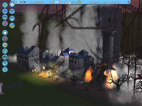 rct challenge giga coaster page 6 theme park review
