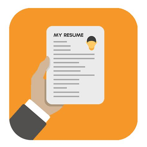 resume builder appstore for android