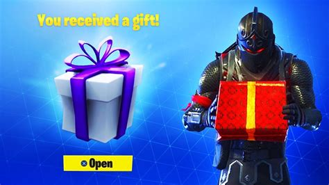 skin gifts  fortnite  gift youtube